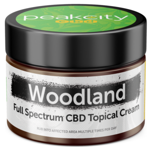 woodland topical cbd cream