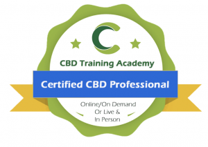 cbd professional training