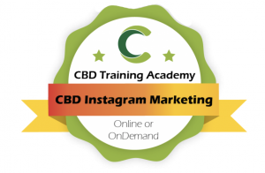 cbd instagram certified